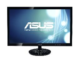 Asus - VS248H-P 24-Inch Full-HD LED Monitor
