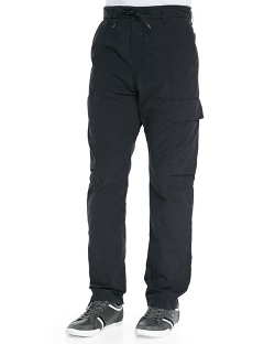 J Brand Jeans   - Cotton/Nylon Cargo Pants