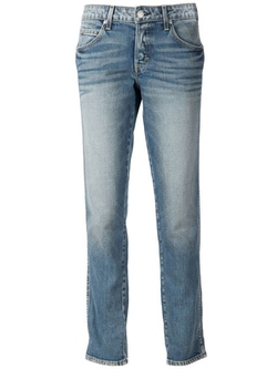 Amo  - Slim Fit Boyfriend Jeans