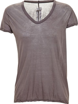 Rick Owens - Scoop Neck T-Shirt