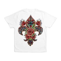 Royal Lion - All Over Print T-Shirt