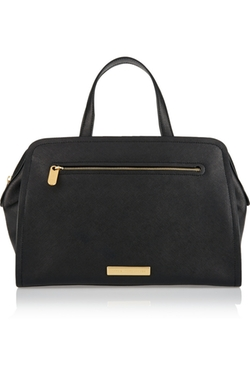Marc by Marc Jacobs  - Luna Alaina Textured-leather Tote