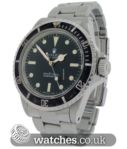 Rolex - 1969 Submariner Watch - 5513