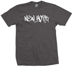 Shirt Boss - New York Graffiti T-Shirt