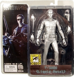 NECA - Terminator 2 T-1000 Liquid Metal Action Figure