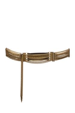 Lanvin - Brass Chain Belt
