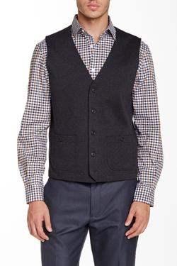 Perry Ellis - Knit Sweater Vest