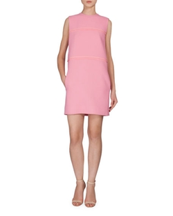 Victoria Victoria Beckham - Sleeveless Shift Dress