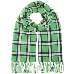 Marc By Marc Jacobs - Toto Plaid Scarf