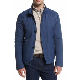 Peter Millar - Mayfair Nylon Bomber Jacket