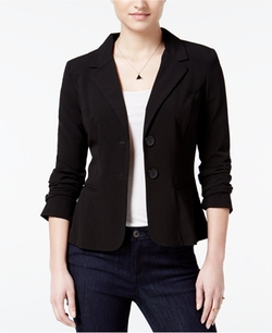 BCX - Two-Button Blazer