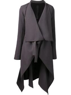 Gareth Pugh - Bolero Insert Woven Coat