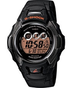 Casio - G Shock GWM500F-1 Watch