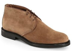 Saks Fifth Avenue  - Suede Chukka Boots