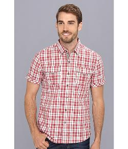 7 Diamonds - Multicolored Plaid Shirt