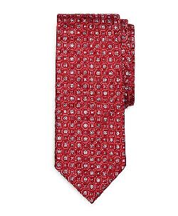 Brooks Brothers - Flower Medallion Tie