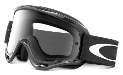 Oakley  - O-Frame MX Goggles with Clear Lens