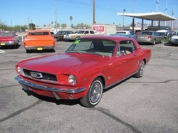 Ford  - 1966 Mustang Coupe