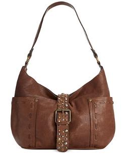 Patricia Nash - Urbino Cobblestone Hobo Bag
