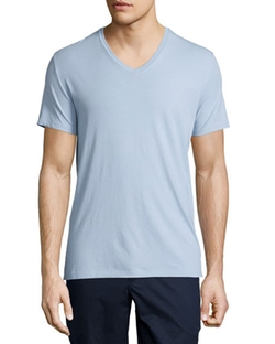 ATM  - Short-Sleeve V-Neck Jersey T-Shirt