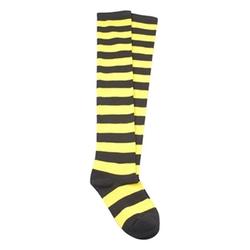 Bluelans  - Striped Over The Knee Socks
