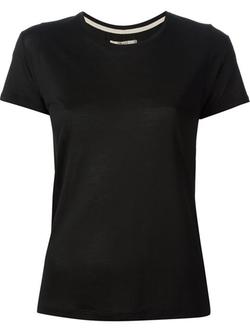 J Brand  - Crew Neck T-Shirt