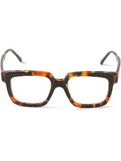 Kuboraum - Square Frame Glasses