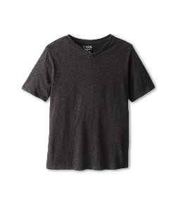 Vince  - Kids Favorite Heather V-Neck Tee (Big Kids)
