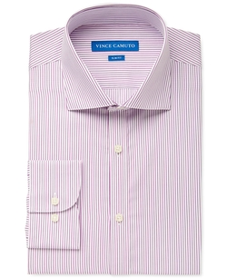Vince Camuto - Rioja Satin Stripe Dress Shirt
