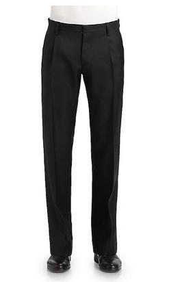 Dsquared  - Jazz Pleated Wool/silk Pants