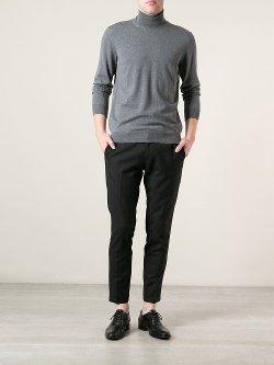 Salvatore Ferragamo  - Roll Neck Sweater