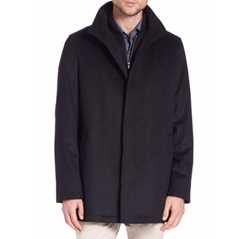 Saks Fifth Avenue Collection - Wool Car Coat