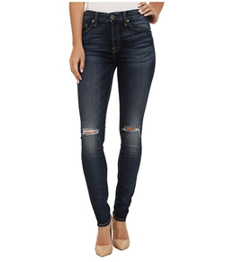 7 For All Mankind - Mid-Rise Skinny Jeans