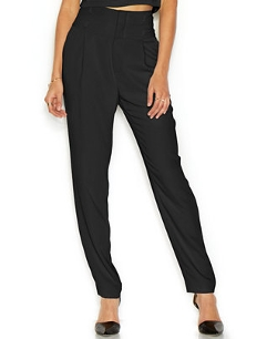 Rachel Rachel Roy - High-Waist Pleated Pants