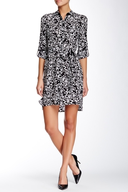 Diane Von Furstenberg - Prita Silk Shirt Dress
