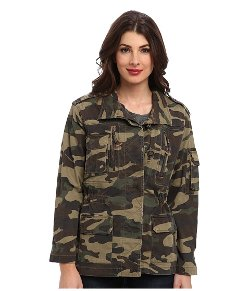 Sam Edelman - Camo Army Jacket