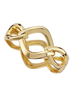 Jules Smith - Asymmetric Chain Link Hinge Bracelet