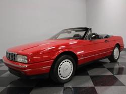 Cadillac - 1992 Allante Convertible