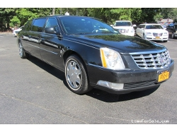 Cadillac  - Federal Stretch Limo Sedan
