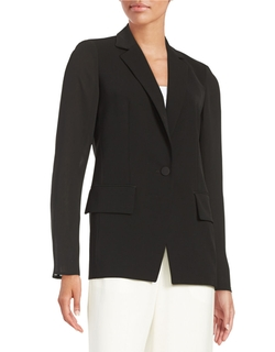 Lafayette 148 New York - Lorelle Mixed-Media Blazer