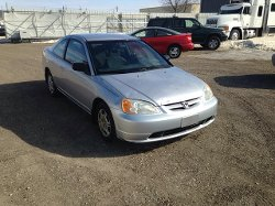 Honda  - 2002 Civic LX Sedan