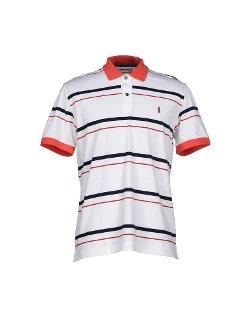 Cooperativa Pescatori Posillipo  - Stripe Polo Shirt