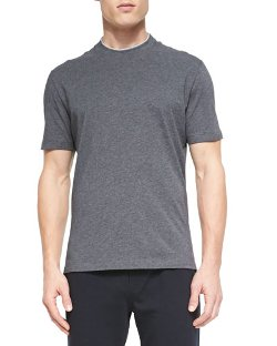 Brunello Cucinelli - Cotton Crewneck T-Shirt