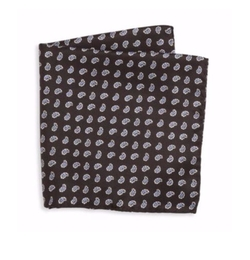 Saks Fifth Avenue Collection  - Reversible Printed Pocket Square