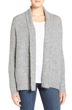Velvet By Graham & Spencer - Heather Open Front Cardigan