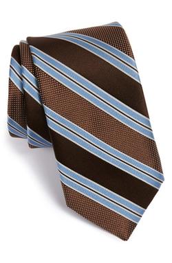 John W. Nordstrom - Coples Stripe Silk Tie