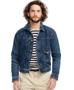Denim & Supply Ralph Lauren - Blue Denim Jacket