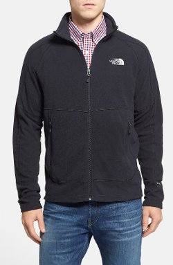The North Face - Tech 100 Full Zip Fleece Jacket