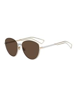 Dior - Ultra Dior Round Sunglasses
