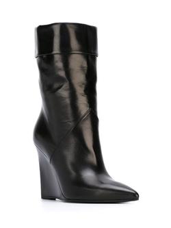 Saint Laurent - Wedge Boots